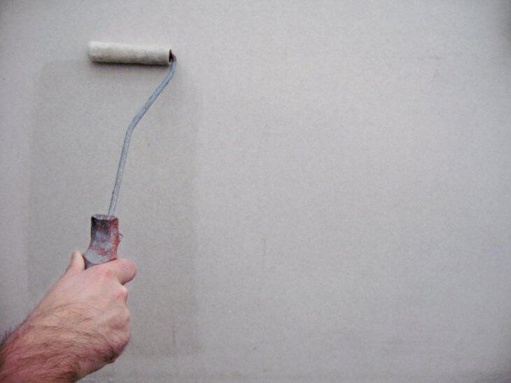 Расход грунтовки на 1 м2 стены