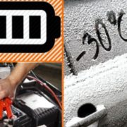 Как сохранить заряд аккумулятора зимой: практические советы