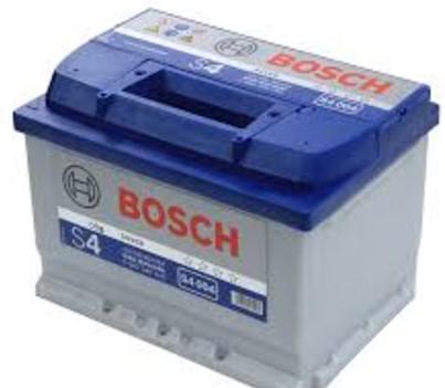 Автомобильный аккумулятор Bosch S4
