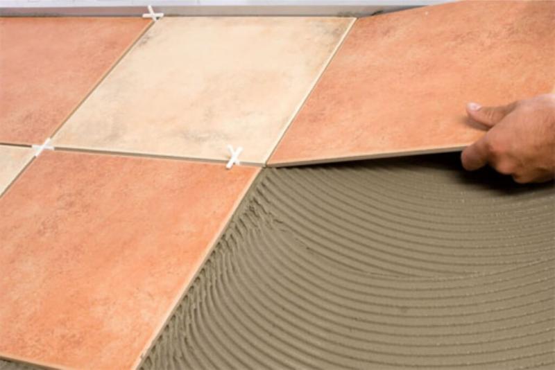 Напольная плитка – как лучшее покрытие для балкона
