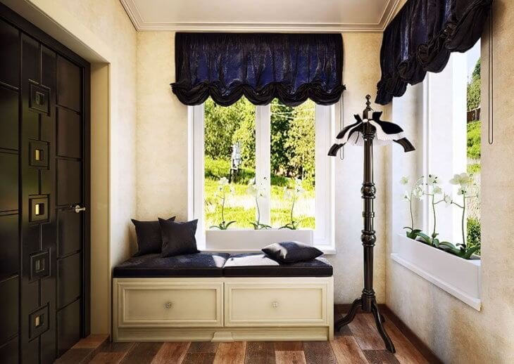 Выбираем дизайн прихожей для частного дома