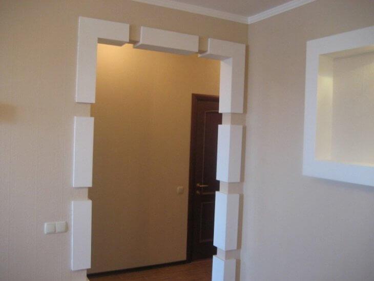 Дверной проем и способы самостоятельного оформления
