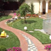 Разбивка и проектирование садового участка